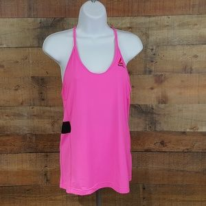 Reebok Active Chill Athletic Tank Top Womens Size